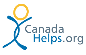 Make a donation through Canada Helps